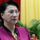 Bà Nguyễn Thị Kim Ngân hứa sẽ đưa Quốc hội minh bạch hơn
