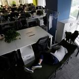 Chuyện ăn, ngủ của nhân viên công nghệ Trung Quốc