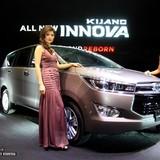 Giá Toyota Innova mới tại Việt Nam có thể tăng gần 100 triệu đồng