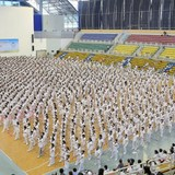 Xác lập kỷ lục Việt Nam đồng diễn thể dục dưỡng sinh có số lượng người cao tuổi tham gia đông nhất