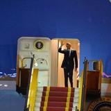 Tổng thống Mỹ Obama đã đến Hà Nội