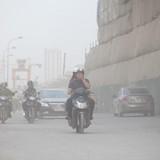 Chất lượng không khí ở Hà Nội đang suy thoái