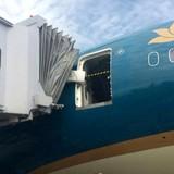 Làm rõ trách nhiệm vụ hỏng cửa siêu máy bay Boeing 787-9