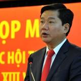 """Ông Đinh La Thăng: """"Đại biểu Quốc hội không nên dĩ hòa vi quý"""""""