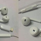 Tai nghe iPhone 7 với cổng Lightning lộ ảnh thực tế