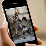 Điện thoại di động thúc đẩy bán hàng trực tuyến của Burberry