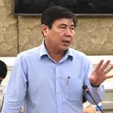 """Chủ tịch TP HCM: Không để doanh nghiệp muốn gặp lãnh đạo lại phải """"lót tay"""""""