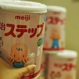 Hải quan chưa cấm nhập khẩu sữa Meiji Nhật nội địa