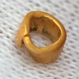 Phát hiện miếng vàng cổ nhất thế giới
