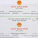 Đà Nẵng: Cán bộ đến tận nhà trao giấy khai sinh cho trẻ mới chào đời