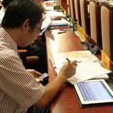 Hà Nội trang bị máy tính bảng, smartphone cho lãnh đạo