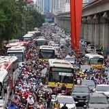 Viện trưởng quy hoạch giao thông: Hà Nội nên cấm xe máy theo giờ