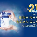 "NCB triển khai chương trình khuyến mại ""sinh nhật vui ngàn quà tặng"""