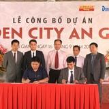 NCB tài trợ và cho vay độc quyền Dự án Khu đô thị Golden City An Giang
