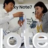 Samsung thất sủng tại Trung Quốc