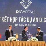 Tân Hoàng Minh Group - Vingroup - Techcombank hợp tác triển khai dự án D'.Capitale