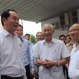 Chủ tịch nước Trần Đại Quang: Sớm muộn Trịnh Xuân Thanh cũng bị bắt