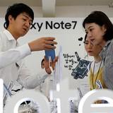 Nhà mạng Mỹ chấp nhận cho người dùng đổi Galaxy Note 7 sang điện thoại khác