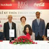 Tập đoàn BRG, SeABank và Coca-Cola Việt Nam thoản thuận hợp tác toàn diện
