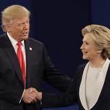 [Infographic] Trump và Clinton trước cuộc tranh luận lần 3