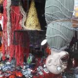 Đồ chơi Halloween: Chỉ quả bí nhựa là hàng Việt