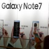 Người Hàn Quốc suy sụp vì Note 7 bị thu hồi