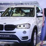 Những mẫu xe ô tô ấn tượng tại Triển lãm ô tô quốc tế 2016