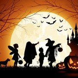 """Nở rộ dịch vụ """"ăn theo"""" mùa Halloween"""