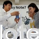 Sau thu hồi, người dùng Việt vẫn tìm mua Galaxy Note 7