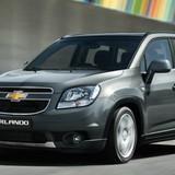 Lỗi nút khởi động, Chevrolet Orlando bị triệu hồi