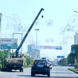 Hải Phòng dỡ bỏ hệ thống đèn nghệ thuật hơn 24 tỷ đồng