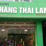 Thị trường 24h: Việt Nam tăng nhập đồ Thái Lan, giảm đồ Trung Quốc?