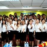 Nam A Bank tiếp nhận hơn 100 sinh viên thực tập tiềm năng 2017