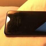 iPhone 7 Jet Black xước chằng chịt sau 3 tháng không dùng ốp