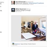 Nhà Trắng sẽ lưu trữ tài khoản Facebook của Obama