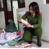 Phát hiện cơ sở làm mì chính giả ở huyện Thường Tín