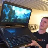 Laptop ngày một to lớn và nặng nề: Lỗi tại VR