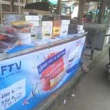 Ế ẩm, đầu thu truyền hình DVB-T2 bày bán ở chợ như rau