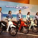 Honda Wave Alpha ra mắt thị trường, đội giá trong ngày đầu