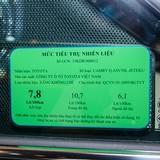 Dán nhãn năng lượng ở Việt Nam không làm ôtô tăng giá