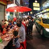 Chiến dịch dẹp hàng rong trên vỉa hè ở các nước Đông Nam Á