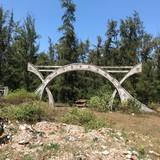 Nhiều dự án resort nghỉ dưỡng chậm tiến độ, bỏ hoang trên đất vàng ven biển Phú Yên