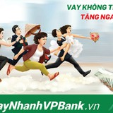 Ngân hàng Việt Nam Thịnh Vượng vừa ra mắt thương hiệu Vay Nhanh VPBank