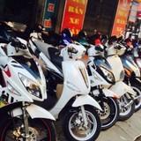 Người Việt mua hơn 1,5 triệu xe máy trong 6 tháng đầu năm 2017