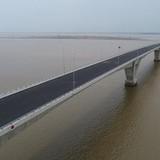Nhiều khiếm khuyết tại dự án đường ôtô vượt biển dài nhất Việt Nam