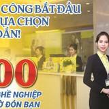 Nam A Bank mở ra 500 cơ hội nghề nghiệp trên toàn quốc