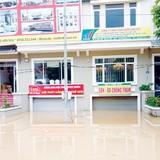 Ðô thị ven đại lộ Thăng Long ngập nặng, vì đâu?