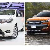 [Infographic] Tháng cô hồn, xe ô tô nào bán chạy nhất?