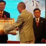 Chủ tịch Vinasun được trao Huân chương Lao động hạng Ba