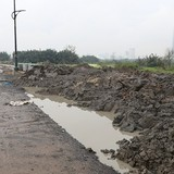 Đại Quang Minh yêu cầu xử lý việc đổ đất thải trái phép tại Khu đô thị mới Thủ Thiêm